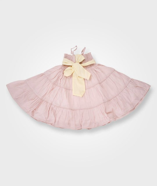 How To Kiss A Frog Moon Dress Powder Pink