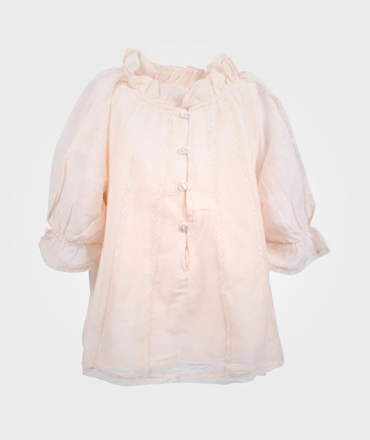 How To Kiss A Frog Glenda Blouse Powder Pink