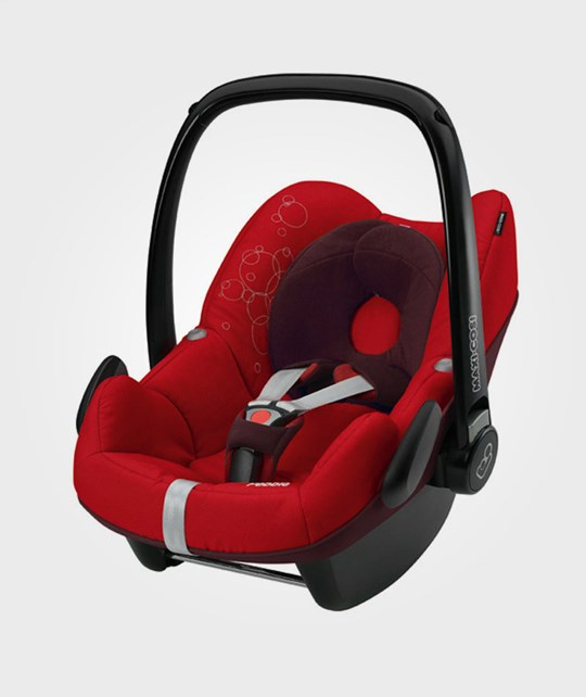 Maxi-Cosi Maxi-Cosi Pebble Raspberry Red Multi