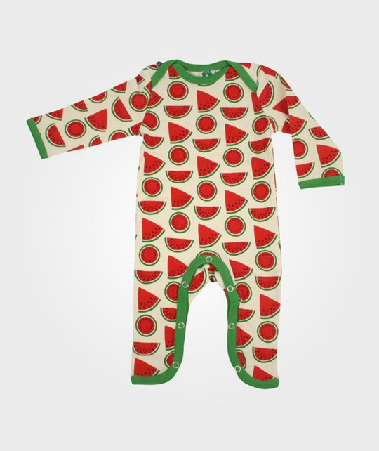 Småfolk Suit Melon Multi