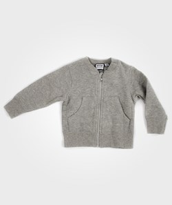 ebbe Kids Eberhart Sweat Zip Greymelange