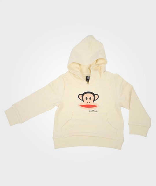 Paul Frank Hoodie With Pockets Yellow Yellow