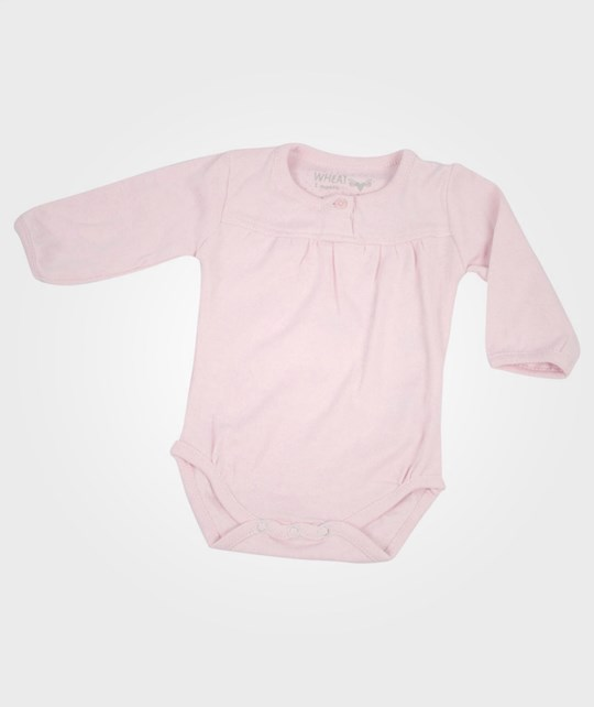 Wheat Girl Body LS Softrose Pink