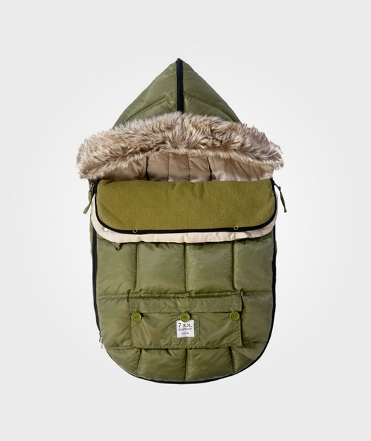 7 A.M. LS500 Army Medium Green
