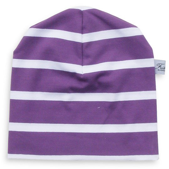 Frithiof Purple Stripe Purple