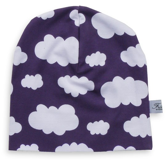 Frithiof Purple Cloud Purple