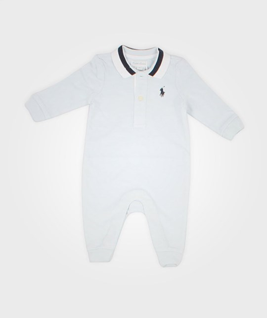 Ralph Lauren Polo Coverall Pearl Blue Blue