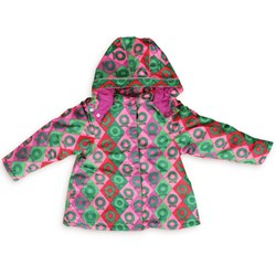 Katvig Jacket With Fleece Red/Green