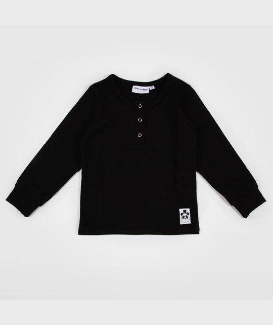 Mini Rodini Basic Grandpa Black Black