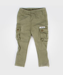 The BRAND Cargo Tights Green