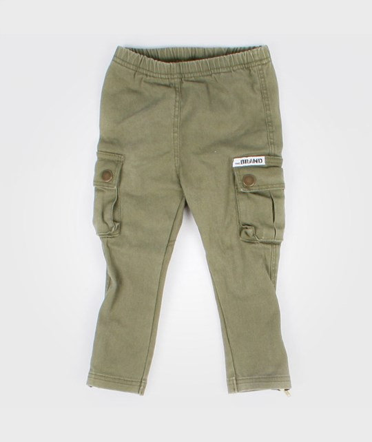 The BRAND Cargo Tights Green Green