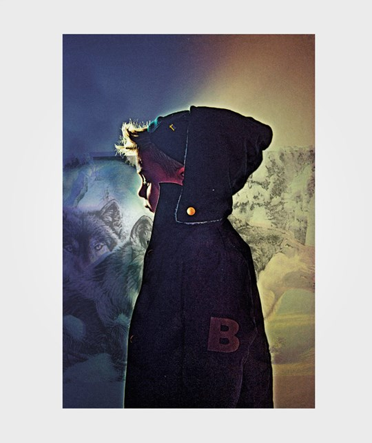 The BRAND Winter Parka Black Black