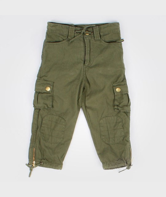 The BRAND Army Pant Green Green