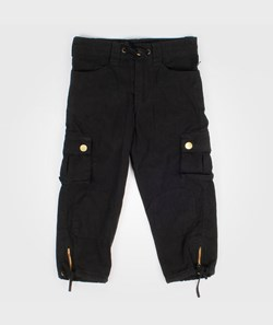 The BRAND Army Pant Black