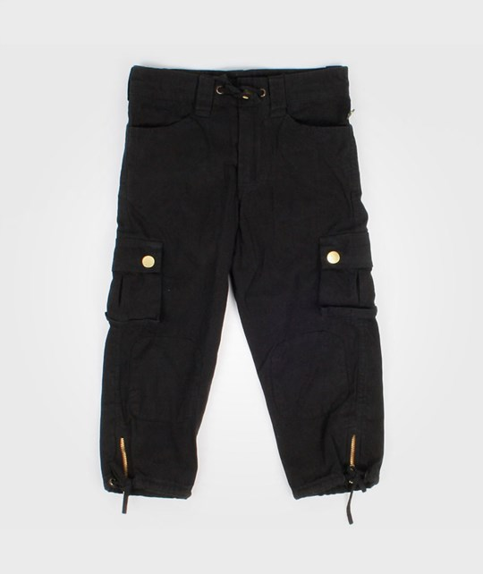 The BRAND Army Pant Black Black