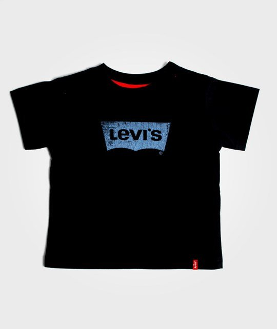 Levis Kids T-Shirt S/S Vanamo Navy Blue