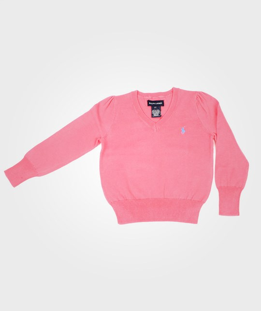 Ralph Lauren Sweater Pink Pink
