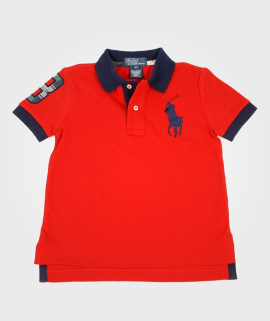 Ralph Lauren Polo Big Red Red