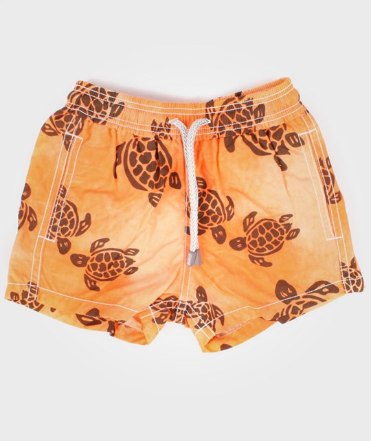 Vilebrequin Swimpants Hawaii Jim Orange