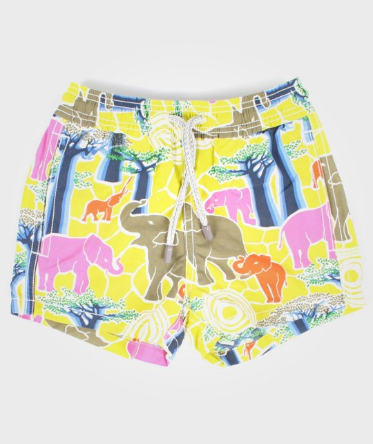 Vilebrequin Swimshorts Citronelle Jim Yellow