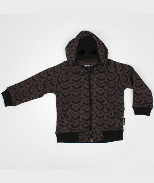 Yporqué Bat Supersweater Black