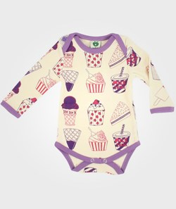 Småfolk Onesie Ice Creams