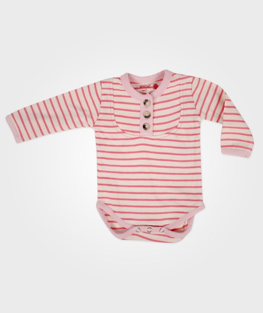 Wheat Onesie Pleats Light Red Red
