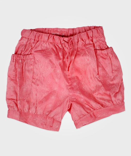 Wheat Shorts Bow Pink Pink