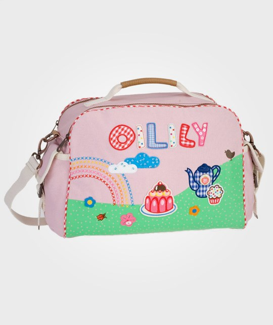 Oilily Picknick Carry All Pink Multi