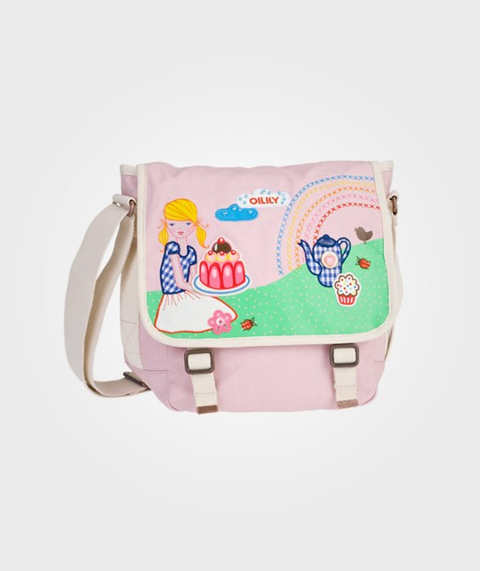 Oilily Picknick Shoulderbag Pink пестрый