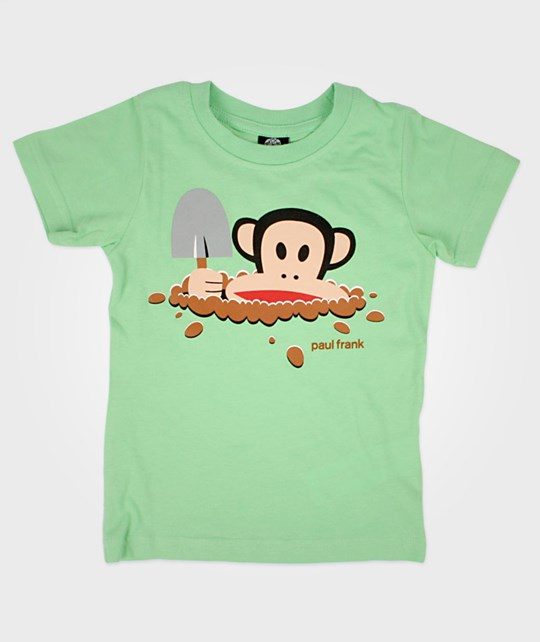 Paul Frank T-shirt Hole Green