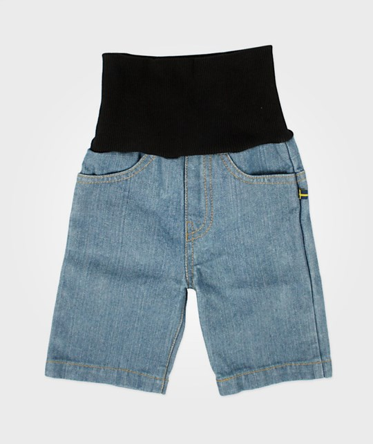 The BRAND Kobberbukser Shorts Blue