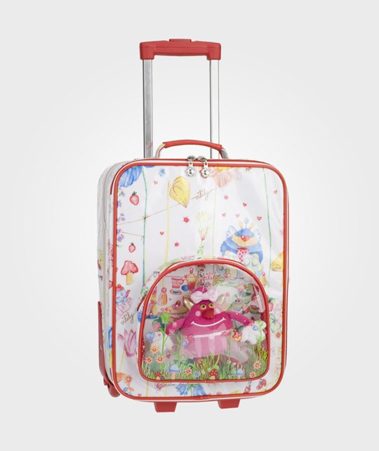 Oilily Fairy Tale White Trolley Multi