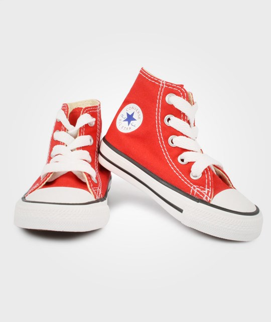 Converse Small Star Röd Red