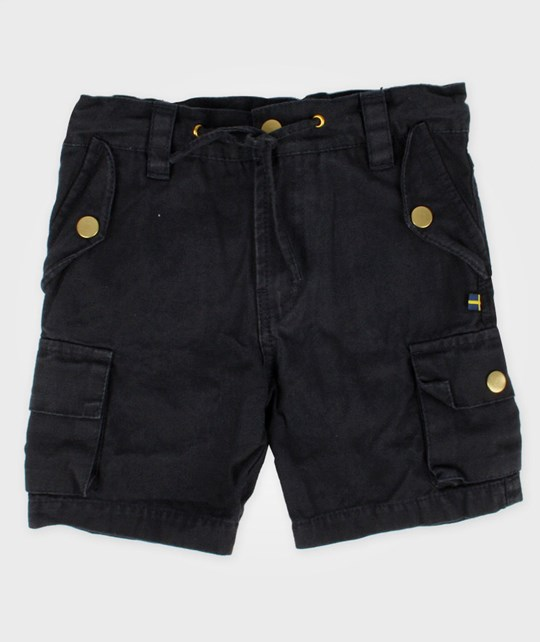 The BRAND Army Shorts Navy Blue