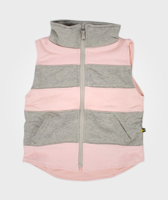 The BRAND Vest Rugby Rosa Pink
