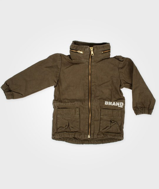 The BRAND Parka Army Green Green