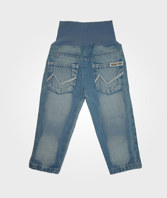 Nova Star Denim Slim Blue