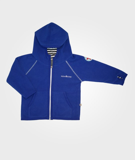 Nova Star Fleece Marine Hood Blue