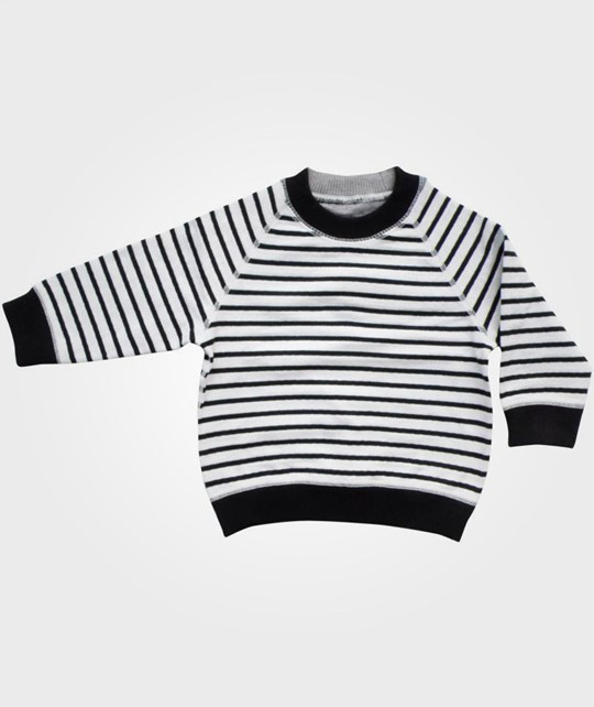 Petit Bateau Sweat Shirt Knit Marine Blue