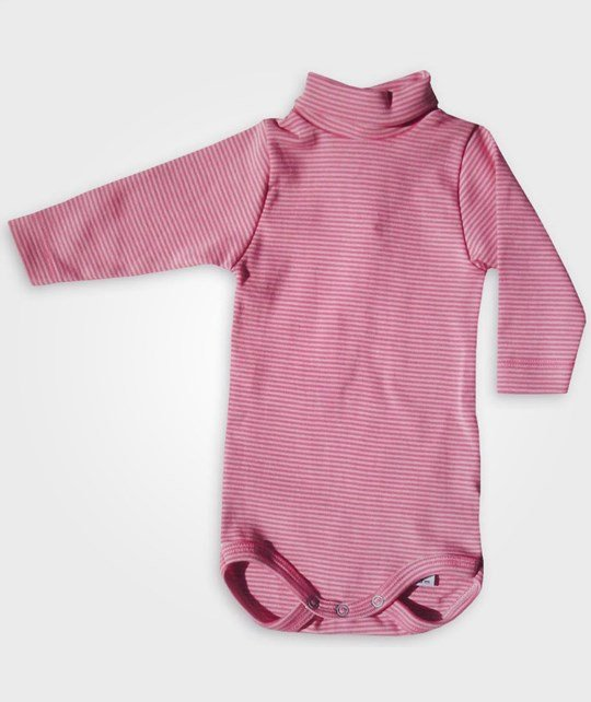 Petit Bateau Body Long Sleeve Cherry Pink