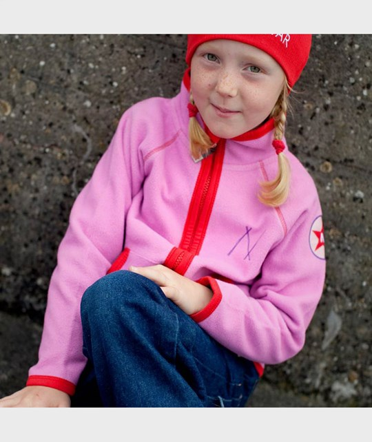 Nova Star Fleece Jacket Pink Pink