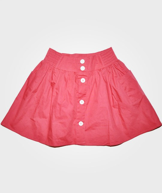 Rockefella Marie Skirt Red Black