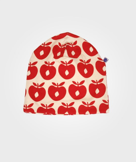 Småfolk Hat With Red Apples Red