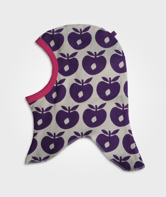 Småfolk Hood Apples Purple