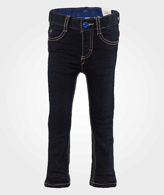 Esprit Skinny DP E RAW DENIM Blue