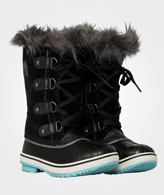 Sorel Youth Tofino Black, Iceberg Black