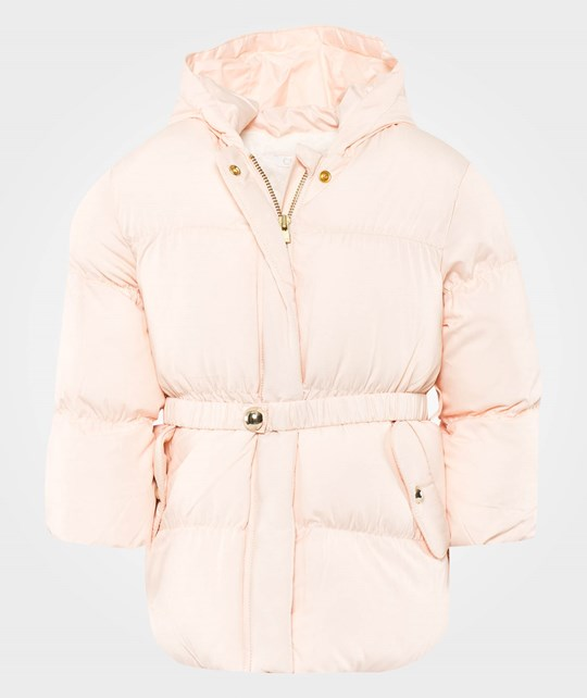 Chloé Puffer Jacket Washed Pink Pink