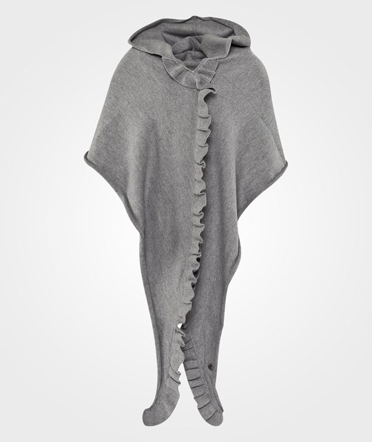 Pinko Up Scarf Grigio Melange Grey