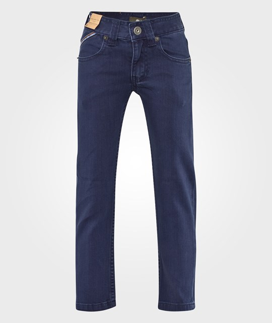 Timberland Trousers Navy Blue